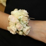 Spray roses corsages