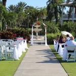 Weddings Ceremonies outside