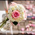 Weddings Ceremonies Aisle Flowers jars