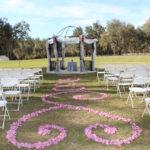 Weddings Ceremonies at lange farm