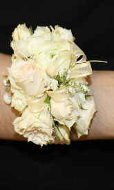 wedding personal flowers corsage