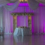 Clearwater REC ceiling drape